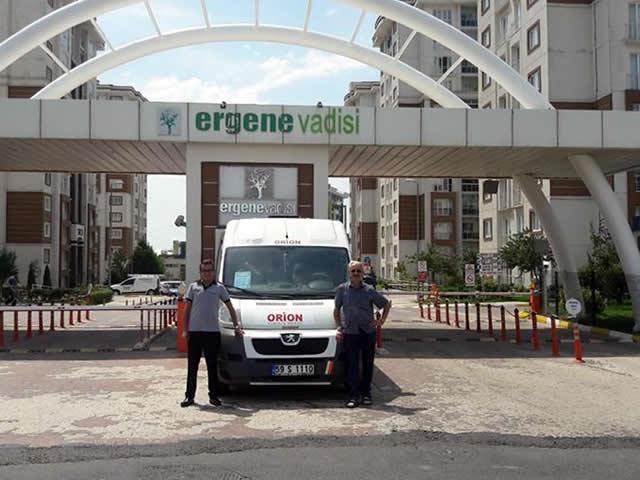 Orion AVM Ücretsiz Müşteri Servisi Hizmetinizdedir.