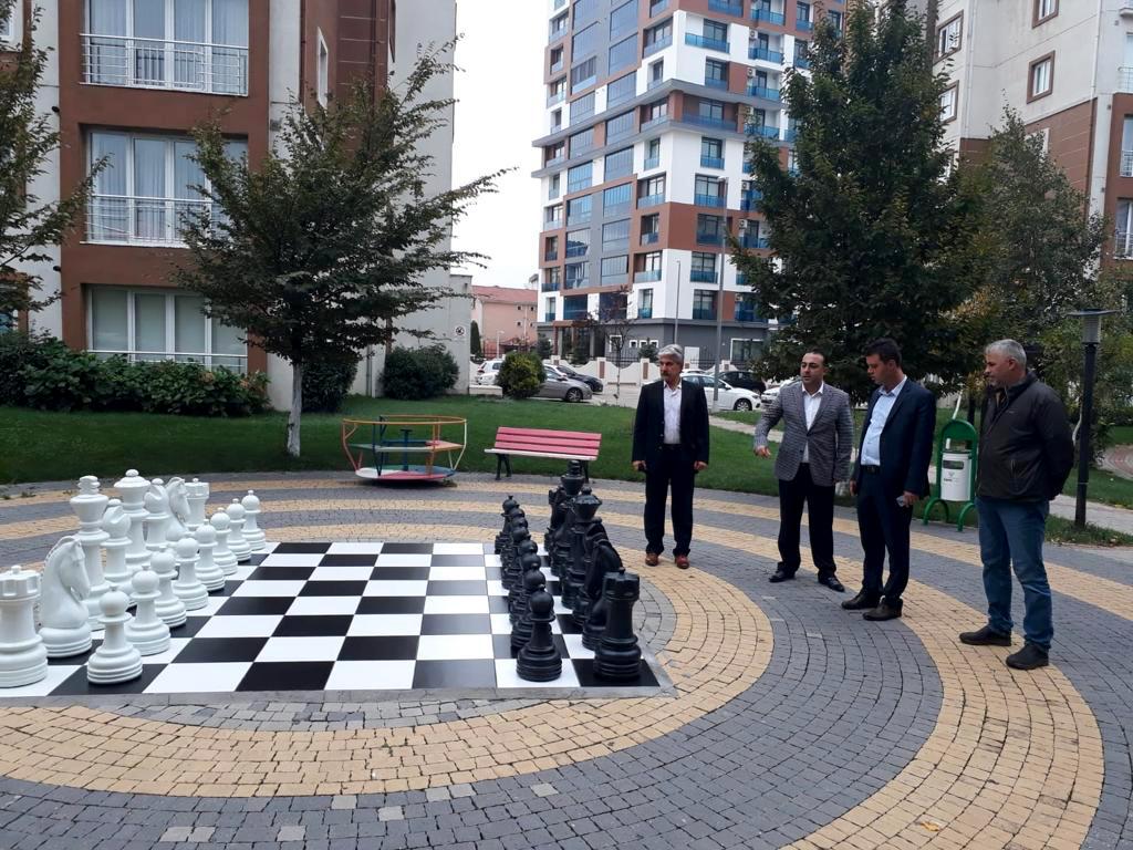 Çorlu Belediye Başkanımız Ahmet Sarıkurt Sitemizi Ziyaret Etti.