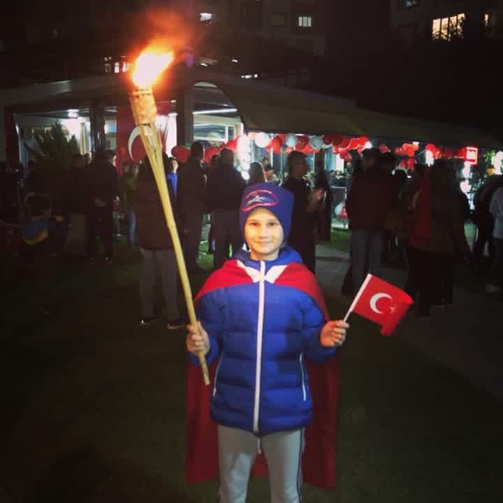 29 Ekim Cumhuriyet Bayramımız